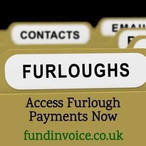 How you can get access to Government furlough payments immediately.