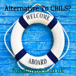 An alternative to CBILS loans if you don't qualify.