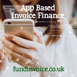 App based invoice finance - Investec Intelligent Cashflow from Investec Capital.