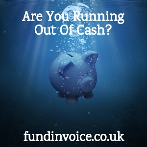 Are UK companies about to start running out of cash?