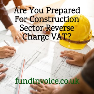 Is your construction sector company prepared for the reverse charge VAT change?