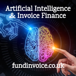 How artificial intelligence can improve invoice finance.