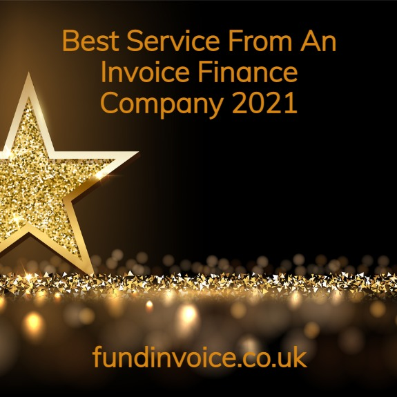 Business Moneyfacts Awards 2021 Best Service From An Invoice Finance Company