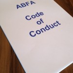 ABFA Code Of Conduct