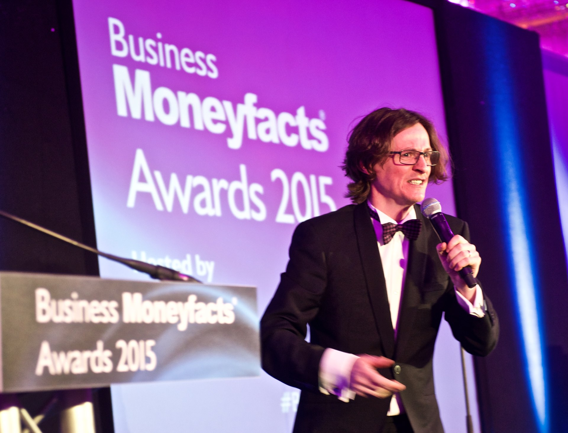 Ed Byrnes At The BMF Awards 2015