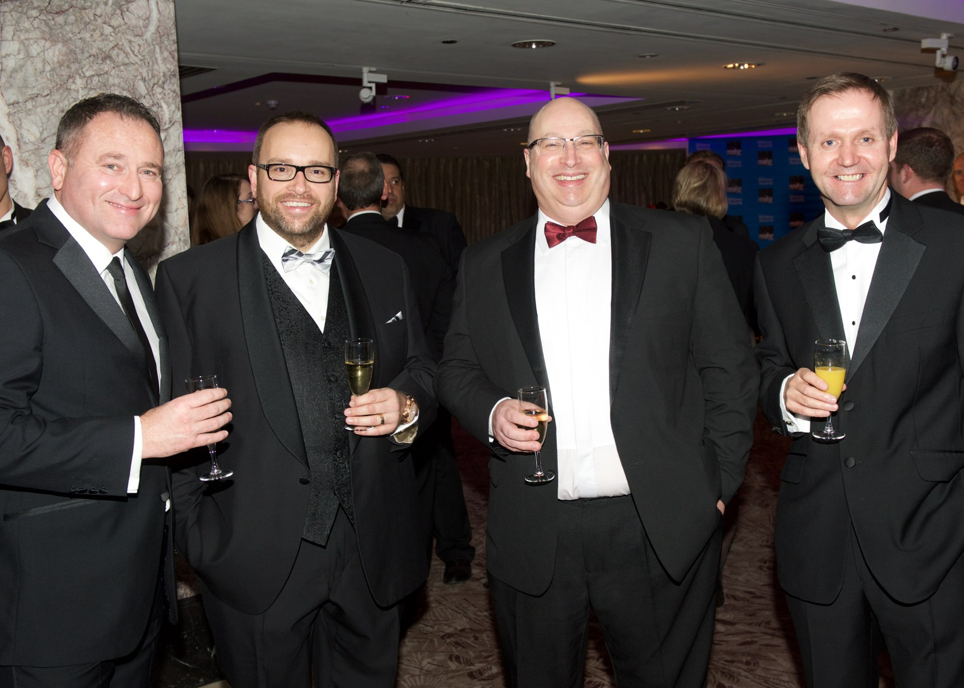 FundInvoice With Hitachi Capital At The BMF Awards