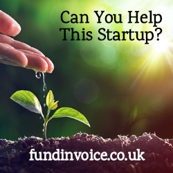 Are you a lender that could help finance this new business startup?