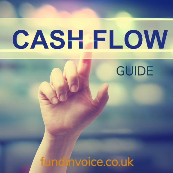 Free cash flow guide about improving your cashflow.