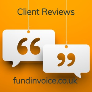 FundInvoice invoice finance brokerage top rated by IT procurement specilalists
