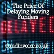 How you can pay a lot if you delay moving invoice finance companies.