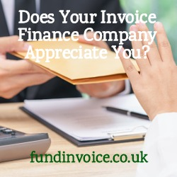 Has your invoice finance company asked you to leave?