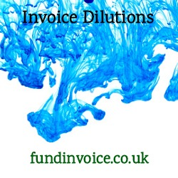 A detailed explanation of invoice dilutions.
