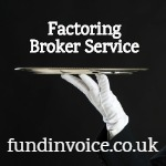 Explaining our factoring broker service.