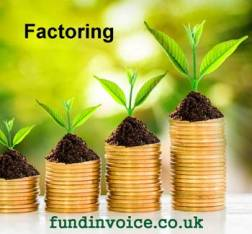 The reasons why companies use factoring.