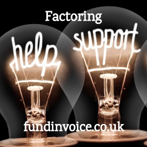 We can provide factoring help and expert support.