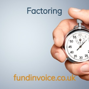 Factoring information for companies needing funding and credit control