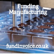 Invoice finance for a small confectionery manufacturer when others couldn't help.