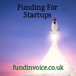 Alternative finance for new business startups.