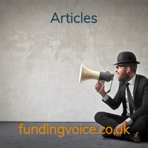 Articles from FundingVoice magazine.