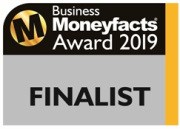 Awards Finalist Business Moneyfacts 2019