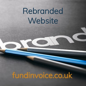 We have rebranded the FundInvoice website.