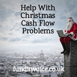 Help solving seasonal Christmas cash flow problems.
