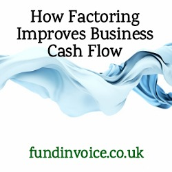 How factoring can be used to improve the cash flow of your business.
