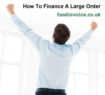 Accounts receivable funding for businesses