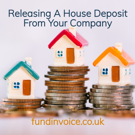How we helped someone free up a house deposit from their company.