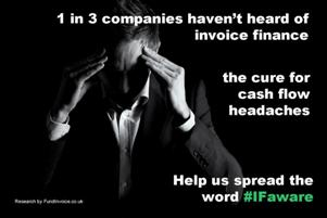 Support Is Growing For Our #IFaware Invoice Finance Awareness Campaign