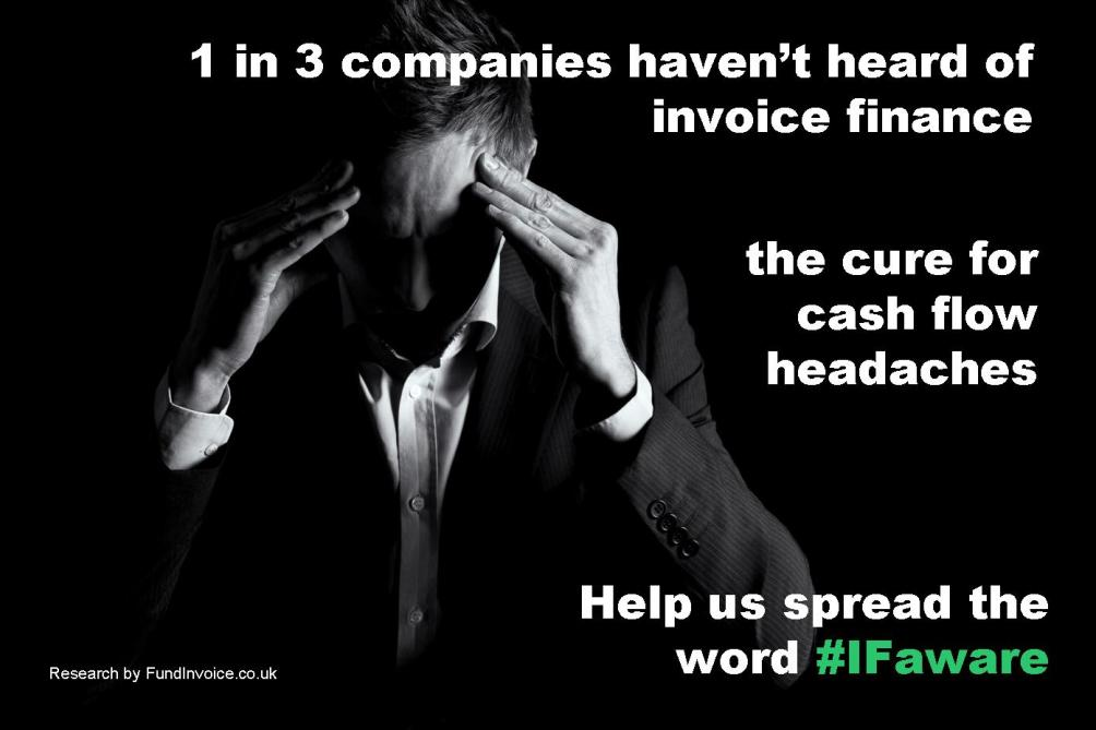 #IFaware - Please Help Raise Awareness Of Invoice Finance