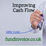 How to take 3 steps to improve your business cash flow.