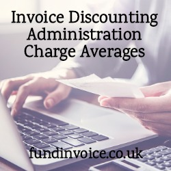 Average UK Service Charges For Invoice Discounting