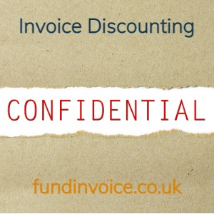 An explanation of invoice discounting and how it works.