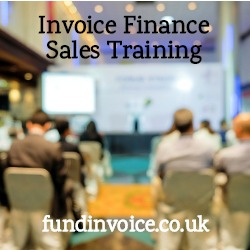Invoice finance sales training from Mike Vince of MRVince Ltd