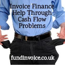 Invoice finance despite a CCJ and a TTP arrangement with HMRC.
