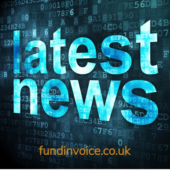 Invoice finance related news items from May 2019.