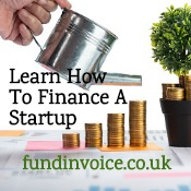 Learn how to raise finance for a new startup company.