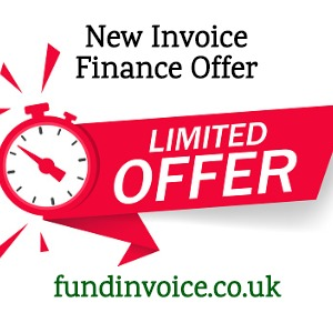 Lloyds Bank Commercial Finance have a new invoice finance offer available.