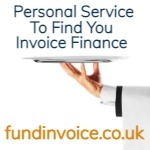 Our personal service to find you factoring, invoice discounting or business funding.