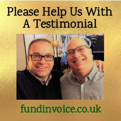 Help us win this award by providing a testimonial.