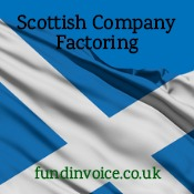 Factoring arranged for a Scottish company car body shop in Scotland.