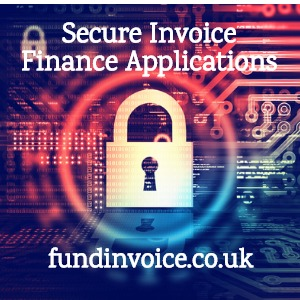 Secure encrypted online systems for invoice finance applications and data transfer.