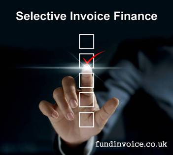 Selective Invoice Finance For New Starts