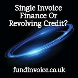 Single invoice finance or revolving credit line?