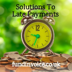 The answer to late payments - invoice funding in just 7 hours.