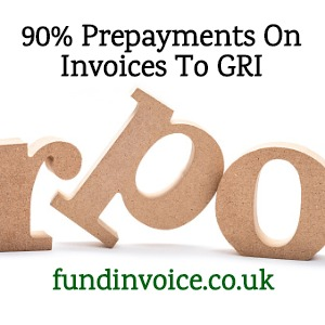 A success story - funding 90% against care staff agency invoices to GRI the RPO.