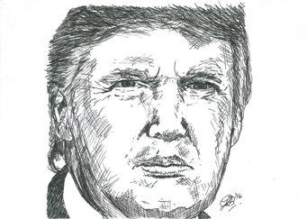 Donald J Trump - US President Elect 2016