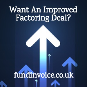 Do you want an improved factoring deal? This is an example of how we can help.