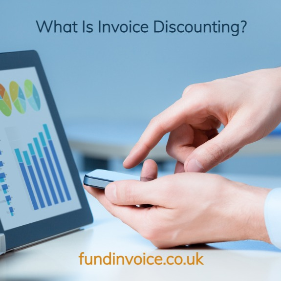What is invoice discounting, we explain in plain English.